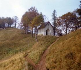 Bivacco-Cappella 89° Brigata Garibaldi Poletti
