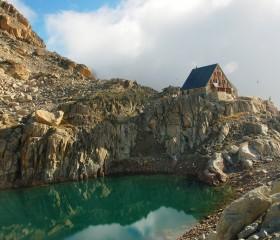 Cabane d'Orny