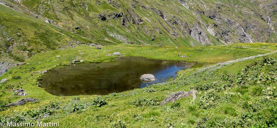 Lago Vaudet