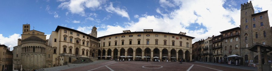 Arezzo, Piazza Grande