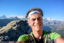 Mont Zerbion: selfie di vetta