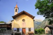 Cappella di Orbeillaz